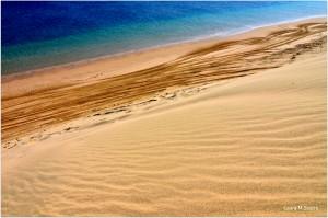 Dunas en Sealine Beach