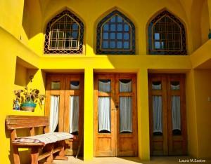 Dibai House en Isfahán