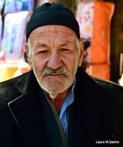 Hombre en Isfahán