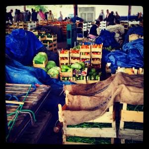 Wholesale Market en Doha.