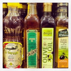 Aceites en Al-Meera