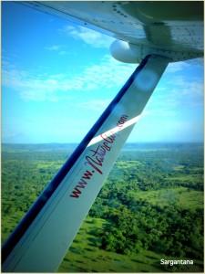 Camino de la Península de Osa en Costa Rica