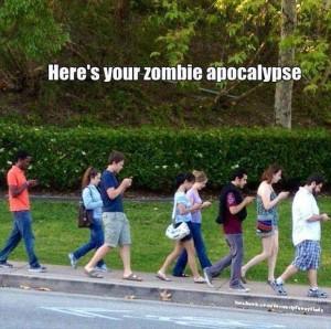 Here´s your zombies appocalypse