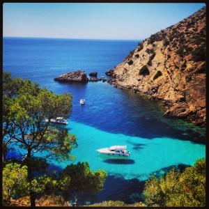 El mar Mediterráneo