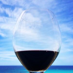 Una copa de vino para recuperar la inspiración.
