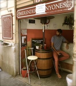 Merendero Minyones desde 1948 (Palma)