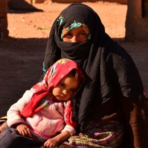 Imagen tomada en Ouzina, Marruecos.