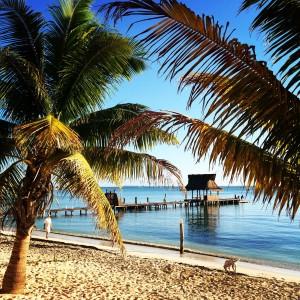 Punta Sam, Cancún.