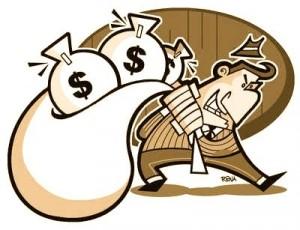 Imagen de la corrupción
