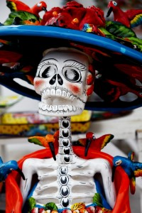 La Santa Muerte, Buda-Foto by Paco Astur