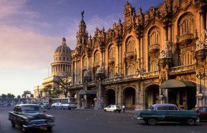 Teatro Nacional, La Habana.