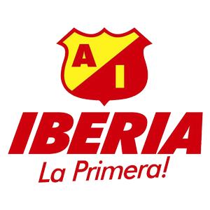 Logotipo Hipermercado Iberia (Bávaro)