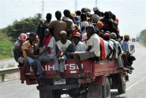 Haitianos en República Dominicana