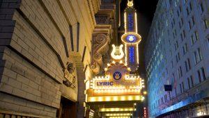The Lyric Theatre en Nueva York