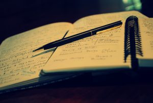 Retorno a mi agenda de papel