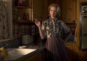 Betty Draper (Mad Men), pobre niña rica, qué mal se lo ha montado.
