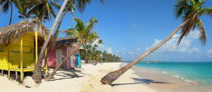 Qué tendrá el Caribe para los miles de turistas que acuden a diario (Bávaro)