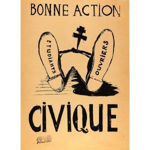 Buena acción cívica