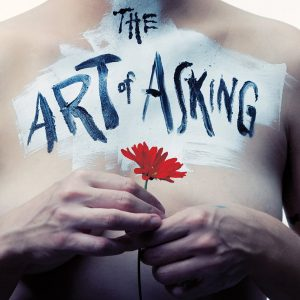 """The Art of Asking"", portada del libro de Amanda Palmer"