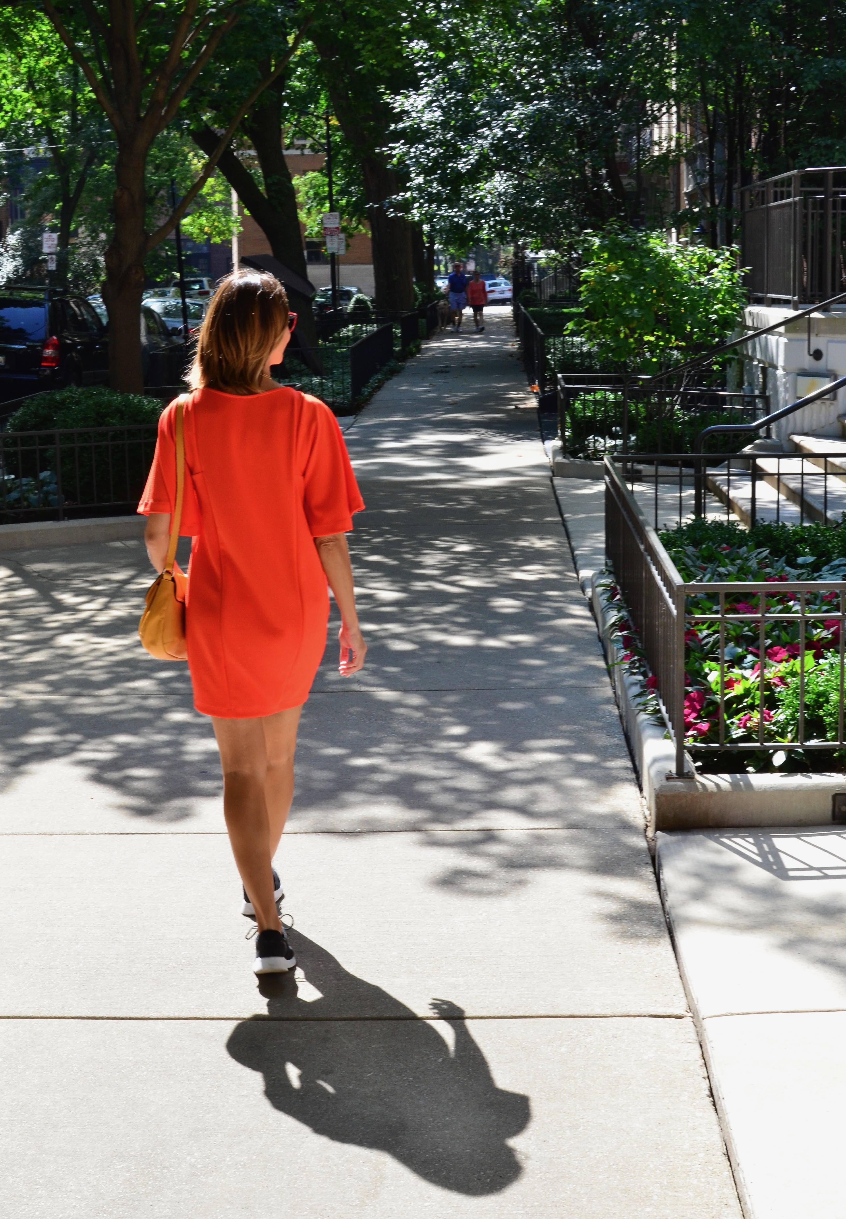 """Chicago es """"walkable"""", lo cual facilita quemar las calorías de los copiosos desayunos"""