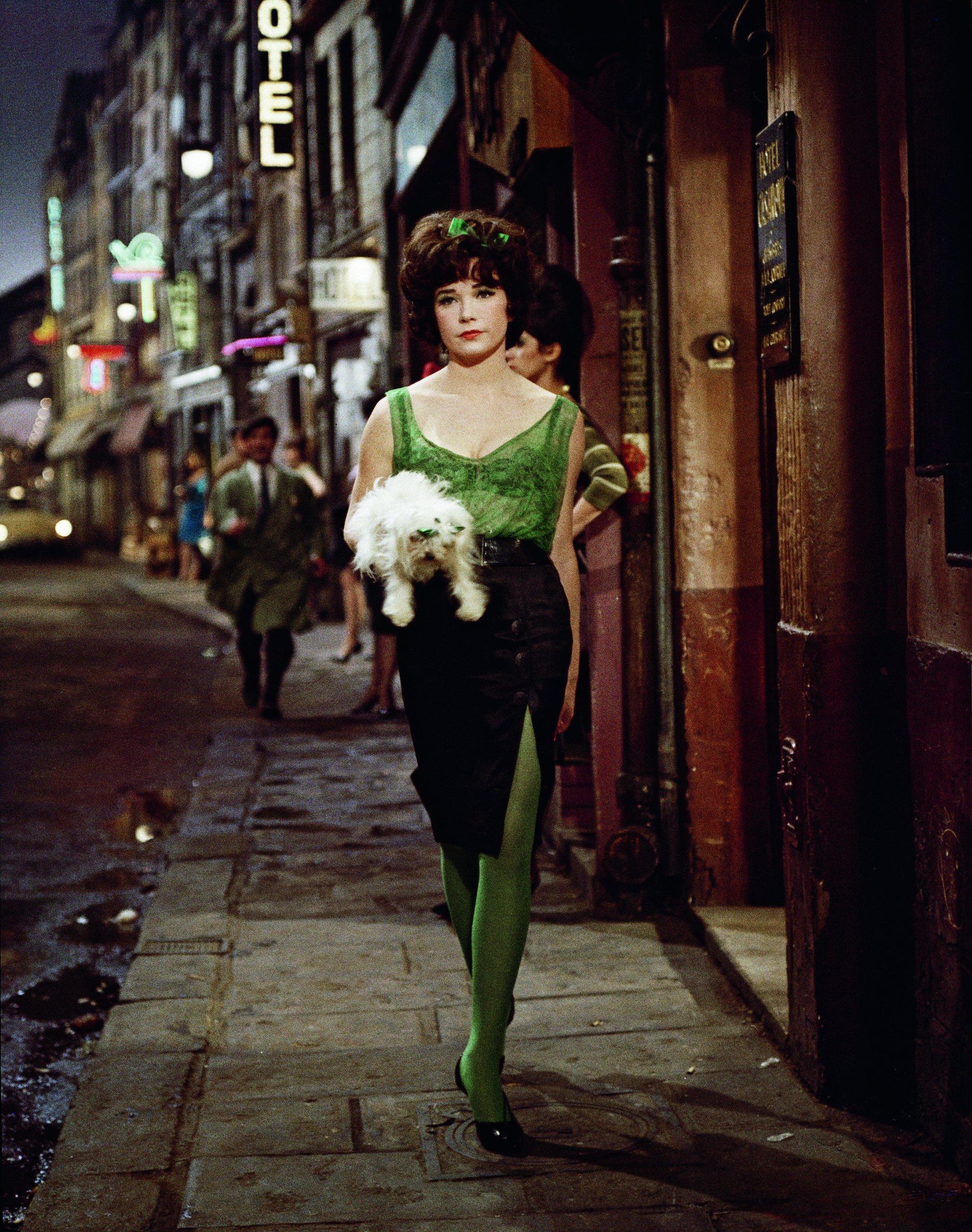 Irma la Dulce, la prostituta de medias verdes (Billy Wilder)
