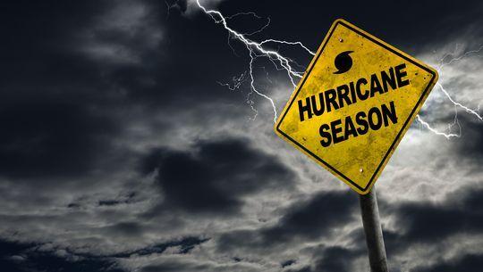 La temporada ciclónica 2017 de los huracanes (ciclones tropicales en el Océano Atlántico) se inicia el 1ro de junio 2017 y termina el 30 de noviembre 2017, según la definición de la Organización meteorológica mundial.