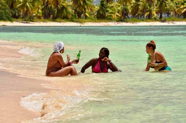 Isla Saona (imagen propia