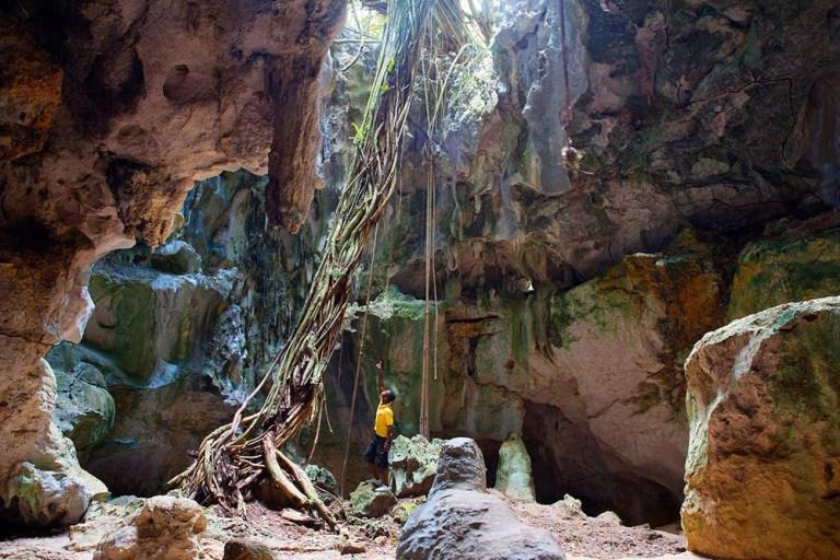 Cueva Taína (P.N. Los Haitises)