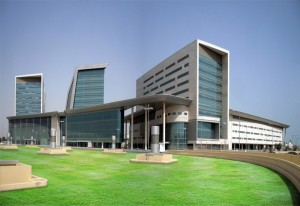 New Hamad Hospital Doha