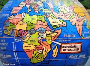 Uganda en el corazón de África