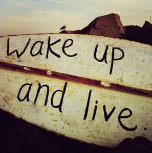 Despierta y vive