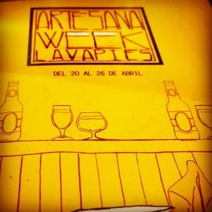 Artesana week Lavapiés, Madrid
