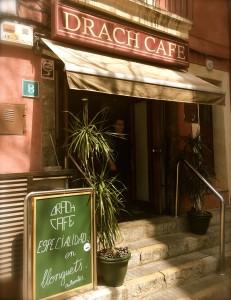 Drach Café, especialistas en llonguets calientes (Palma)