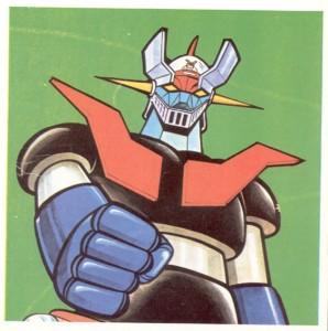 Mazinger-Z, mi personaje favorito de la infancia.