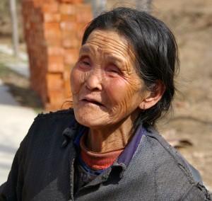 Imagen tomada en Gubeikou, China.