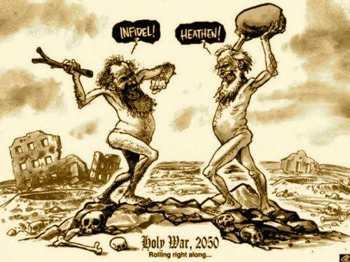 Infiel contra pagano, Guerra Mundial 2015