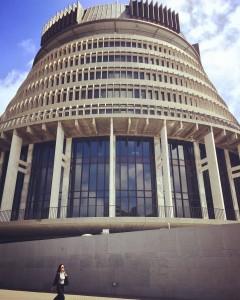 Parlamento de Wellington.