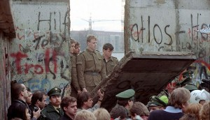 Caída muro de Berlín (1989)