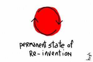 Estado permanente de reinvención