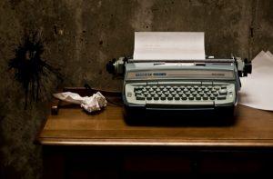 El bloqueo del escritor