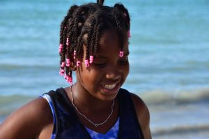 Niña dominicana (imagen archivo personal)