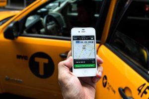 Taxi vs Uber en Nueva York
