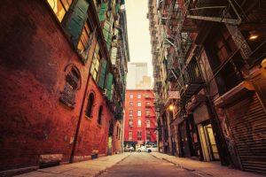 Callejear por NYC