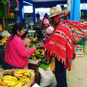 Mercado de Urubamba (imagen propia)