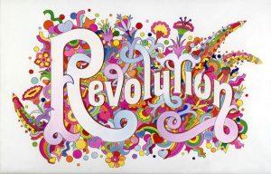 The Beatles Revolution 1968