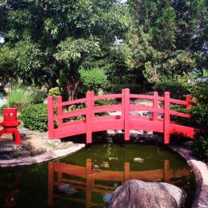 Jardín japonés en Jarabacoa