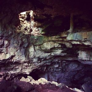 Interior Cueva de Bernard