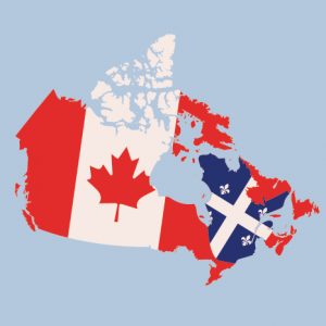 Región de Quebec en Canadá