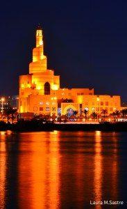 Fanar, Centro Cultural del Islam en Qatar.