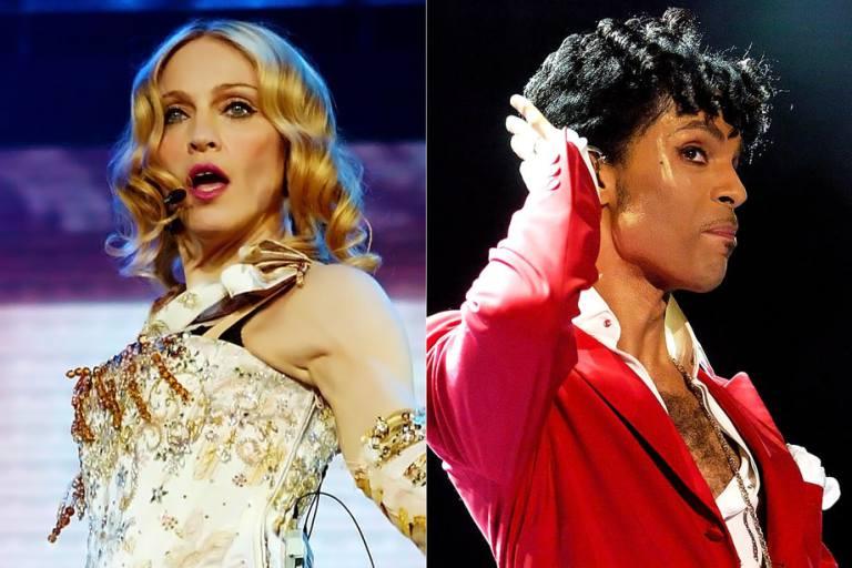 Madonna&Prince